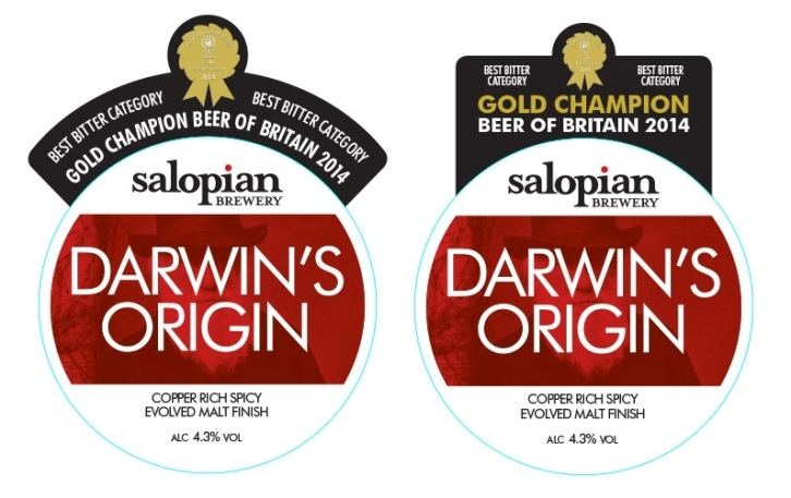 Salopian Darwin's CBOB