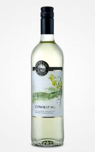 Lyme Bay Winery Cowslip Wine 75cl    12.5%