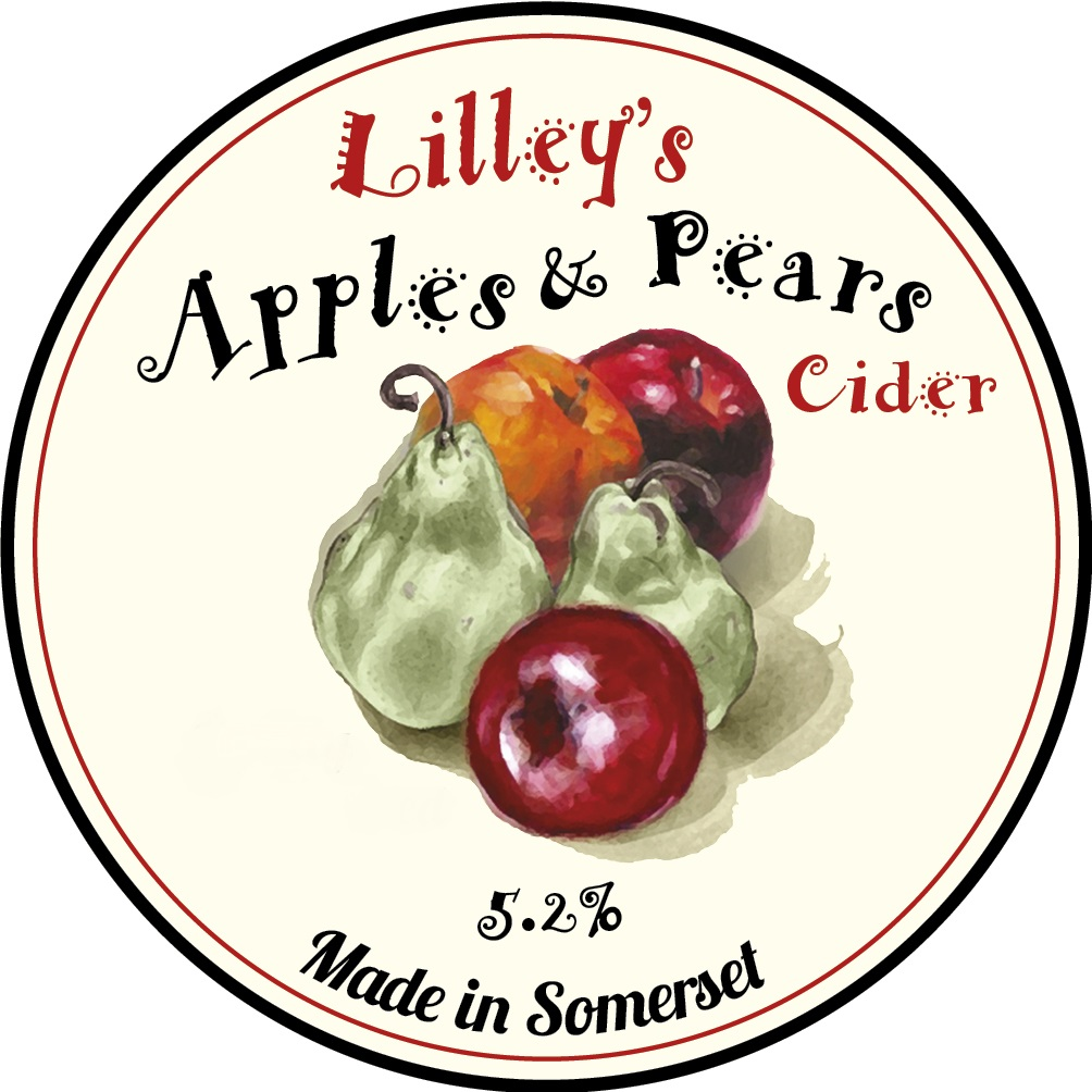 Lilley's Apples & Pears 20ltr Bag In Box    5.2%