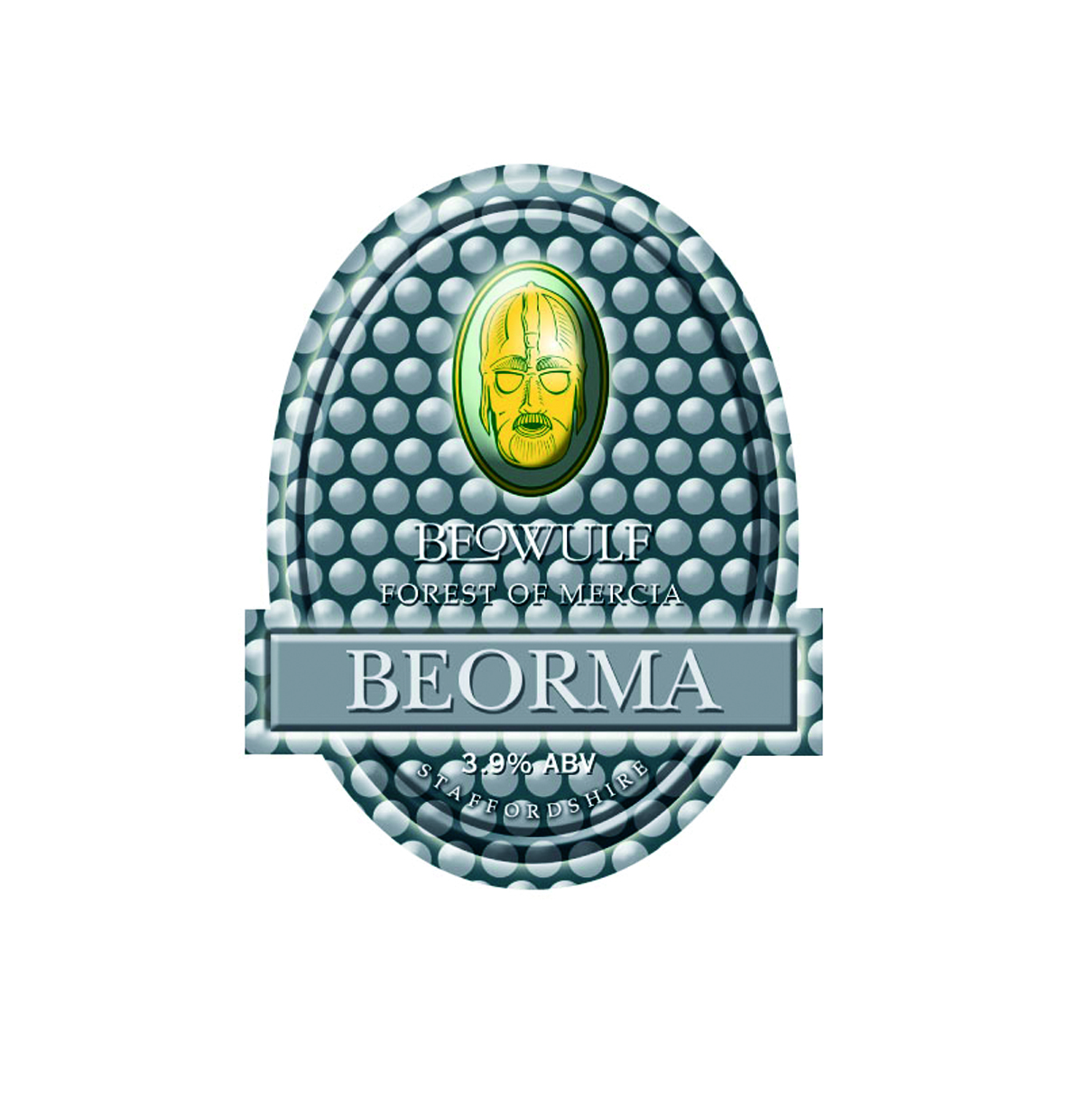 Beowulf Beorma 9 Gallons Pale  3.9%