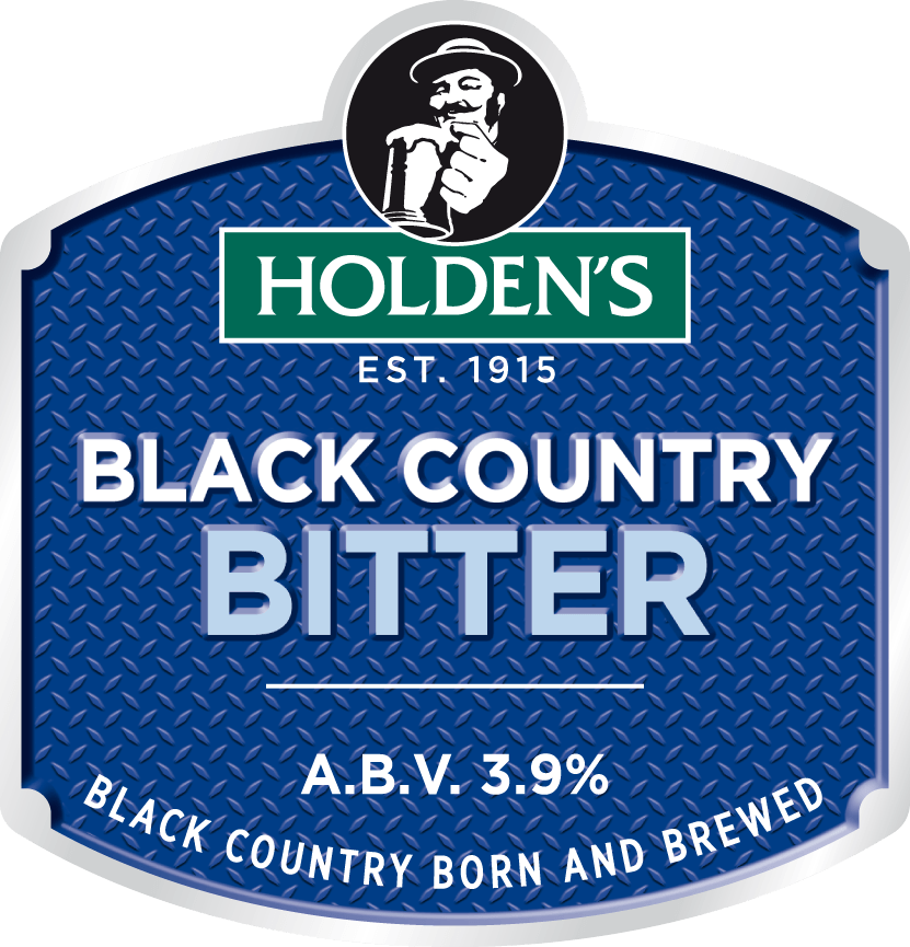 Holdens Black Country Bitter 9 Gallons Golden Straw 3.9%