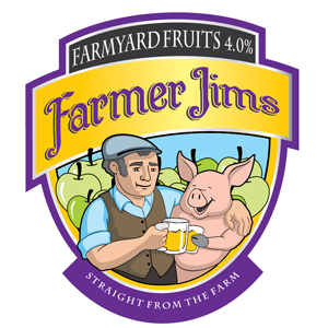 Farmer Jim Farmyard Fruit 20ltr Bag In Box     4.0%