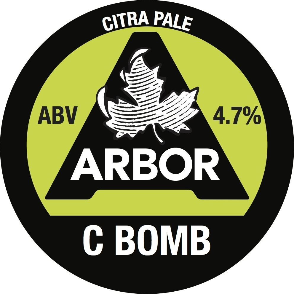 Arbor C Bomb 30Ltr E-Keg Golden 4.7%