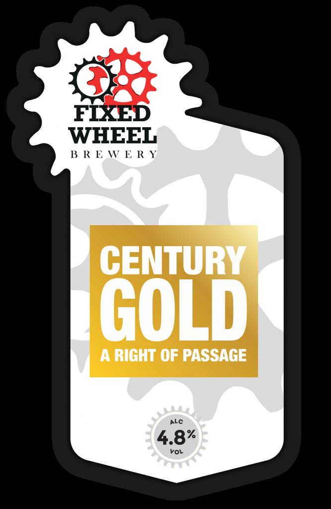 Fixed Wheel Century Gold 9 Gallon Golden  4.8%