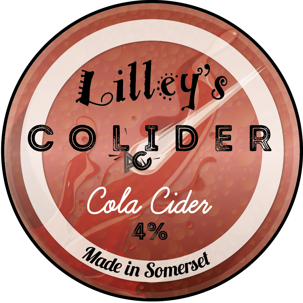 Lilley's Collider Cider 20Ltr Bag in Box    4.0%