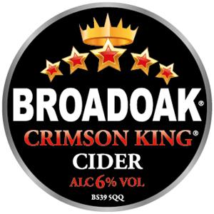 Broadoak Crimson King 20Ltr Bag In Box Hazy 6.0%