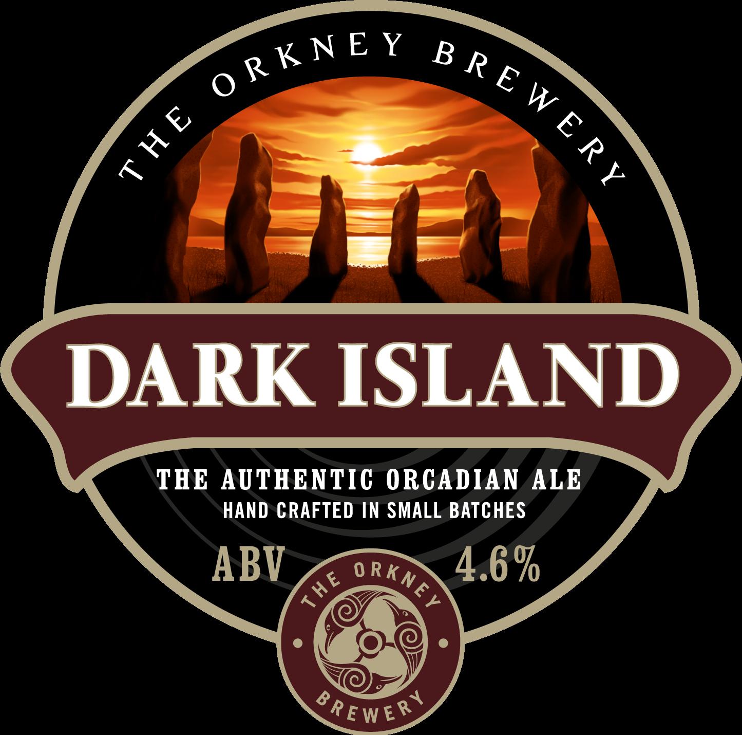 Orkney Dark Island 9 Gallons Dark   4.6%