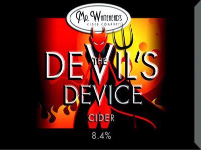Mr Whiteheads Devils Device 20 Ltr Bag in Box 8.4% Hazy