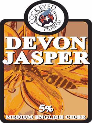 Cockeyed Cider Co. Devon Jasper 20ltr Bag in Box Clear 5.0%
