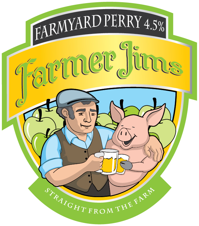 Farmer Jim Farmyard Perry 20ltr Bag In Box    4.5%