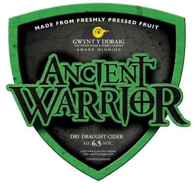 Gwynt Y Ddraig Ancient Warrior 20Ltr Bag In Box Clear 6.5%