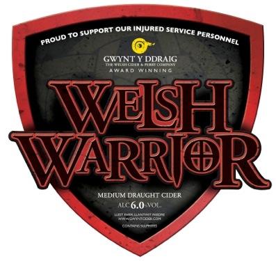 Gwynt Y Ddraig Welsh Warrior 20Ltr Bag In Box Clear    6.0%