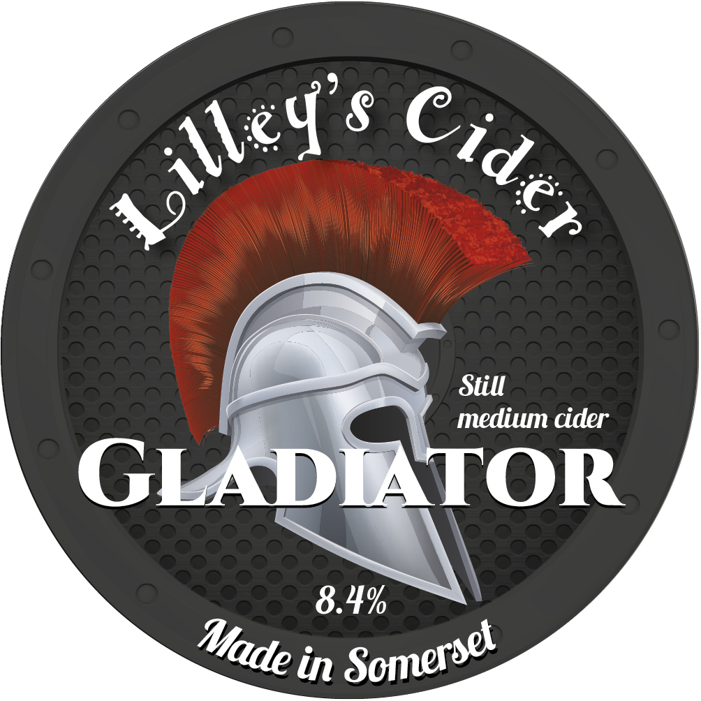 Lilley's Gladiator  20Ltr Bag In Box Cloudy 8.4%