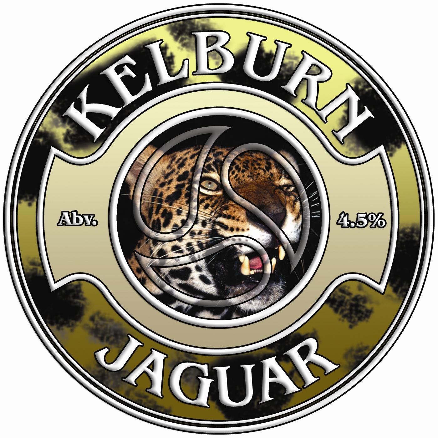 Kelburn Jaguar 9 Gallons Golden  4.5%