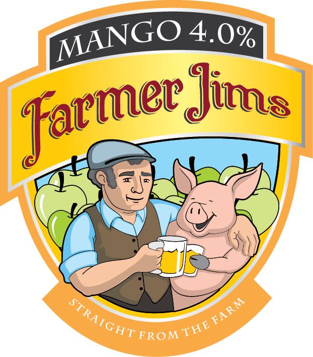 Farmer Jim Mango 20Ltr Bag in Box   4.0%