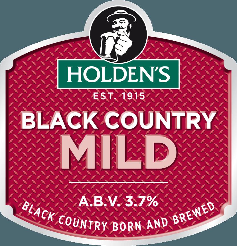 Holdens Black Country Mild 9 Gallons Dark 3.7%