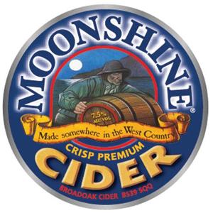 Broadoak Moonshine 20Ltr Bag In Box Clear 7.5%