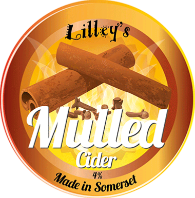 Lilley's Mulled Cider 20Ltr Bag In Box Cloudy 4.0%