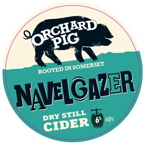 Orchard Pig Navelgazer 20Ltr Bag In Box Clear 6.0%