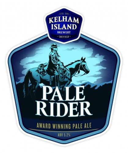 Kelham Island Pale Rider 9 Gallons Straw 5.2%
