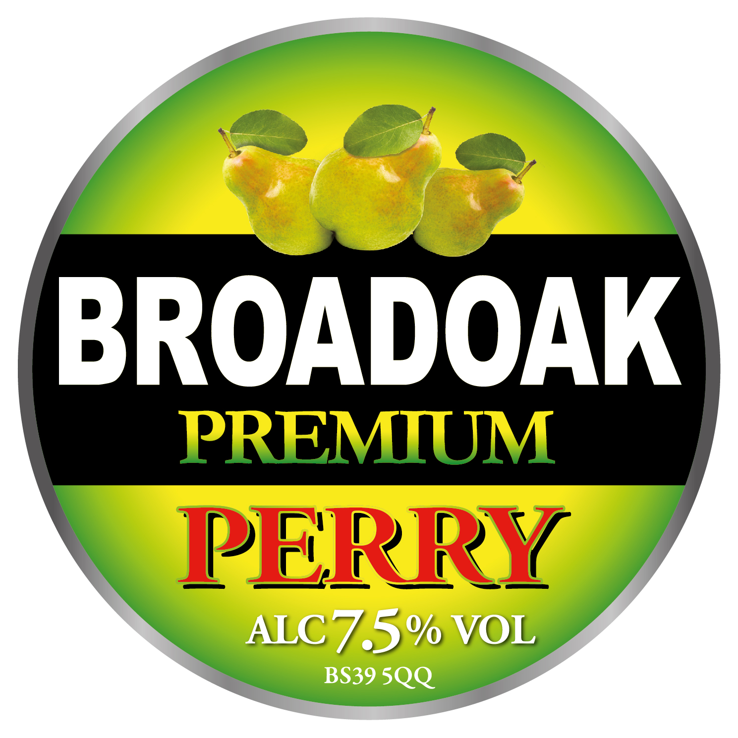 Broadoak Premium Perry 20Ltr Bag in Box    7.5%