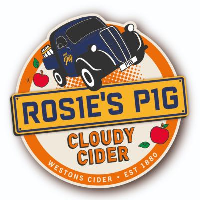 Westons Rosie's Pig 20Ltr Bag In Box Cloudy Apple  4.2%