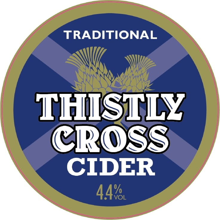Thistly Cross Draught Keg Traditional 30L    6.2%