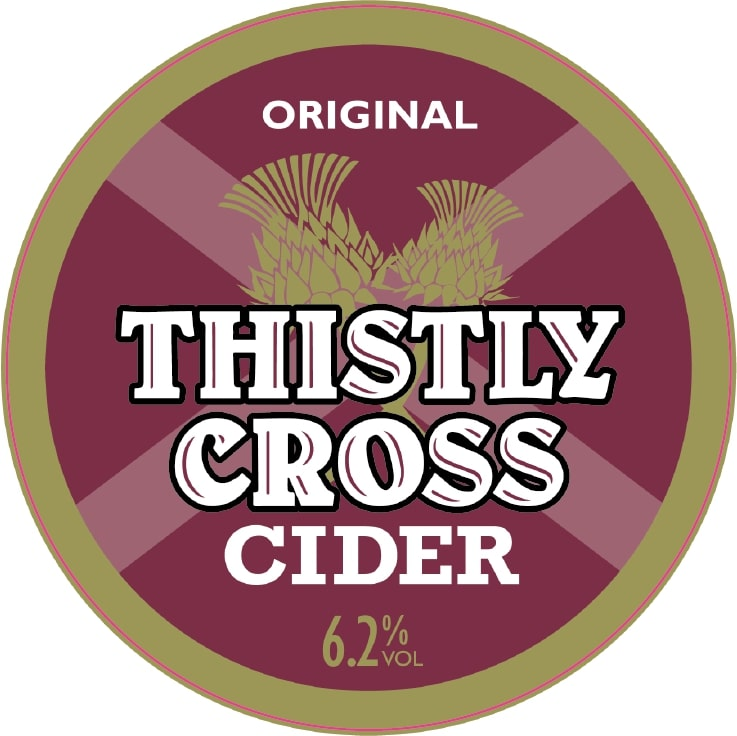 Thistly Cross Draught Keg Original 30L    6.2%