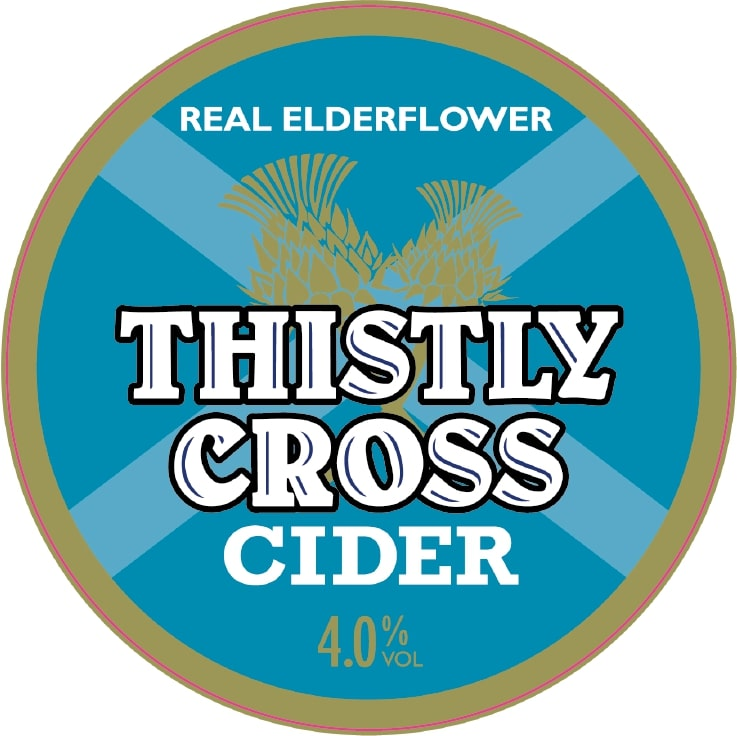 Thistly Cross Draught Keg Elderflower 30ltr Keg