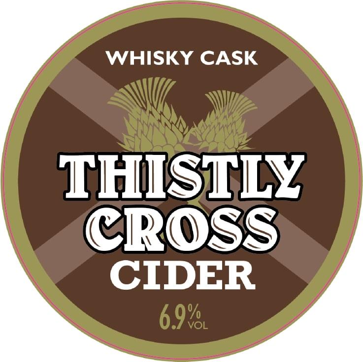 Thistly Cross Draught Keg Whisky Cask 30Ltr    6.9%