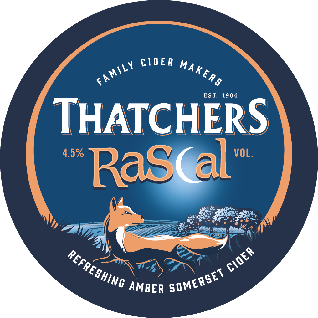 Thatchers Rascal 11 Gallon Keg    4.50%