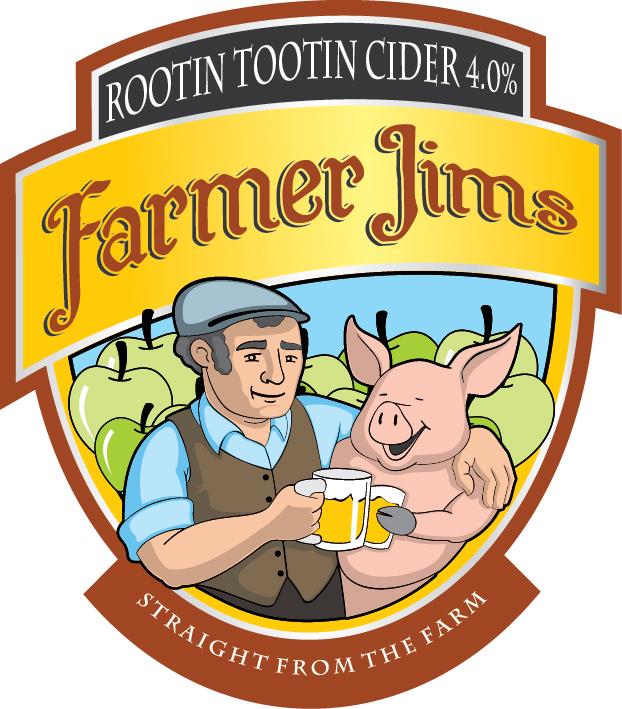 Farmer Jim Rootin Tootin 20ltr Bag In Box    4.0%