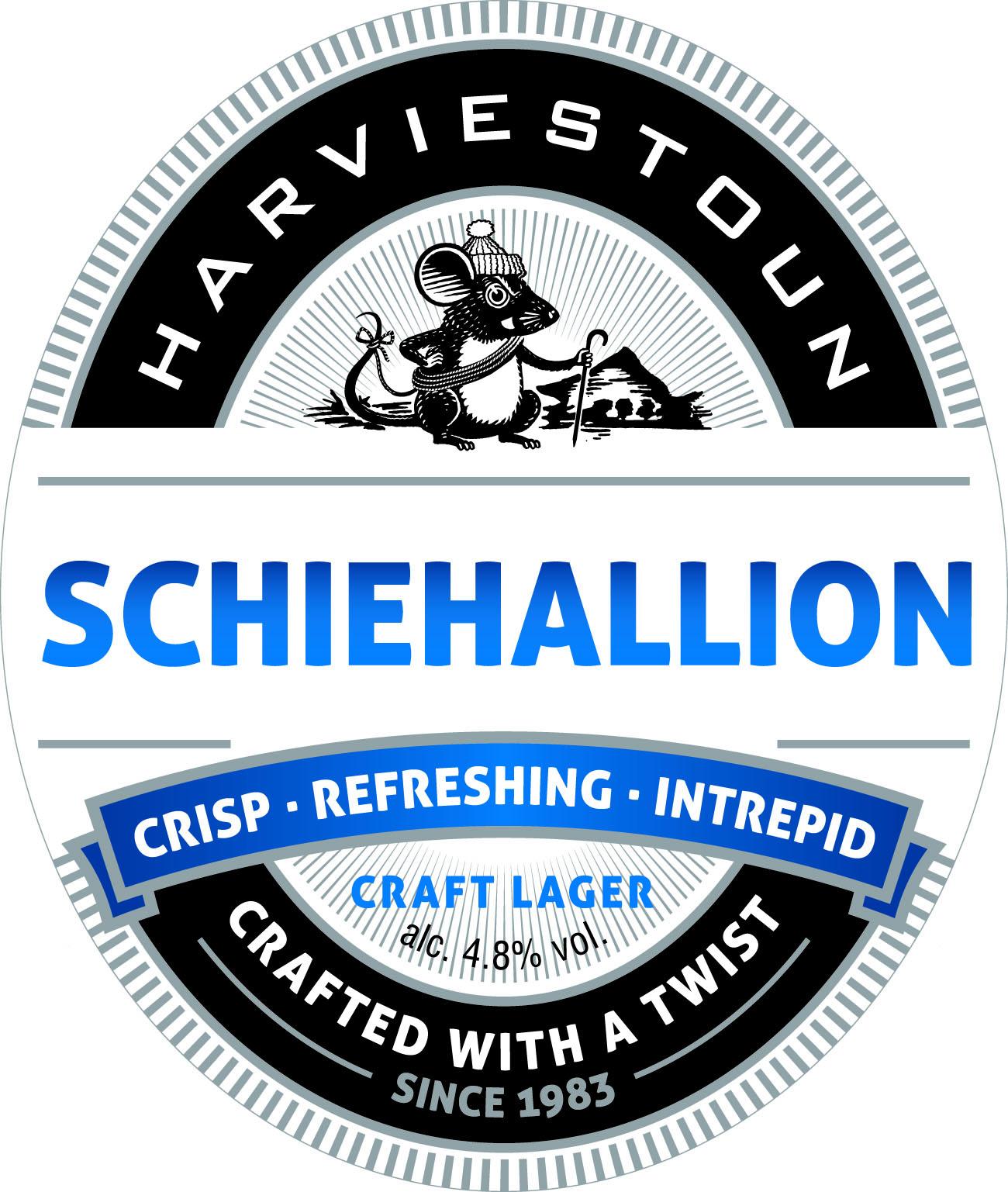 Harviestoun Schiehallion 9 Gallons Amber  4.8%