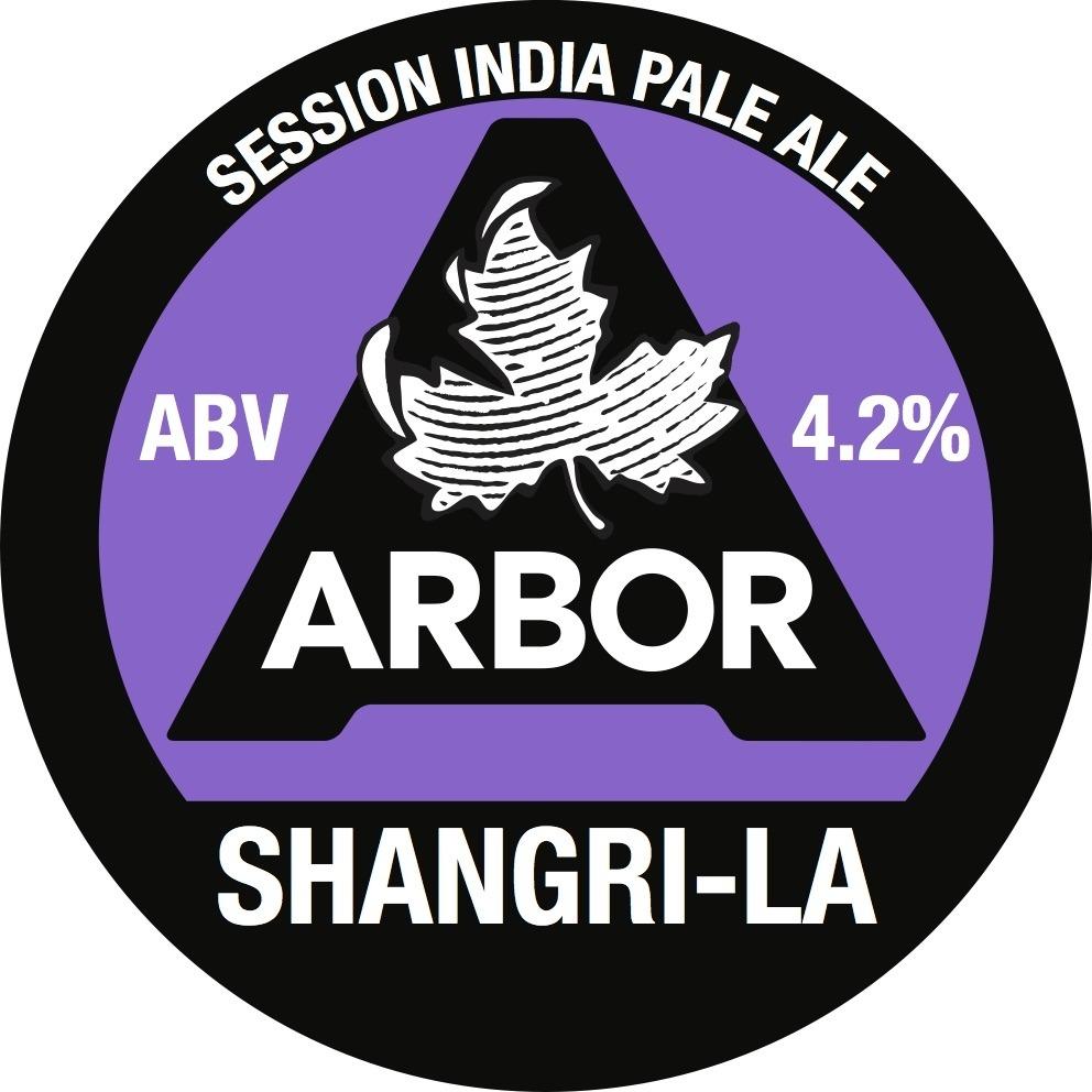 Arbor Shangri-La 30Ltr E-Keg Pale 4.2%