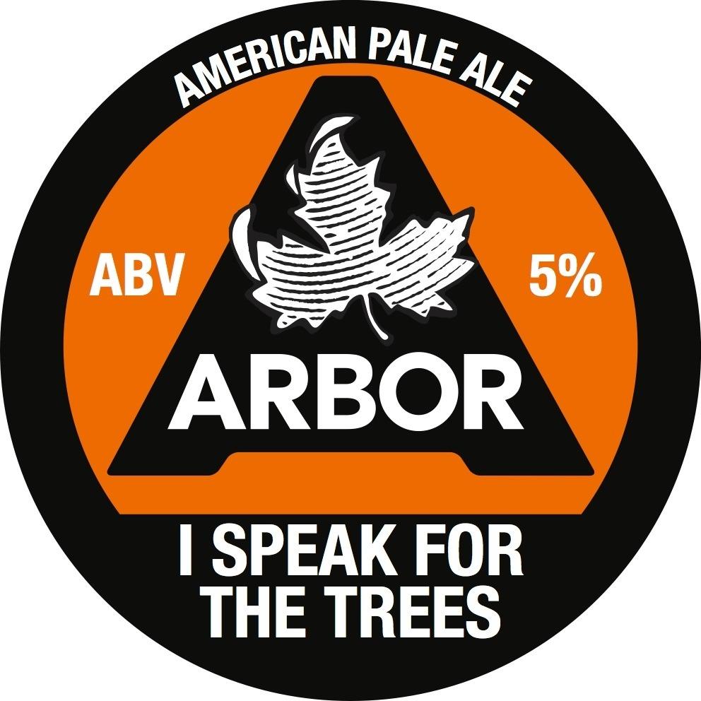Arbor I Speak For The Trees 30Ltr E-Keg Pale 5.0%