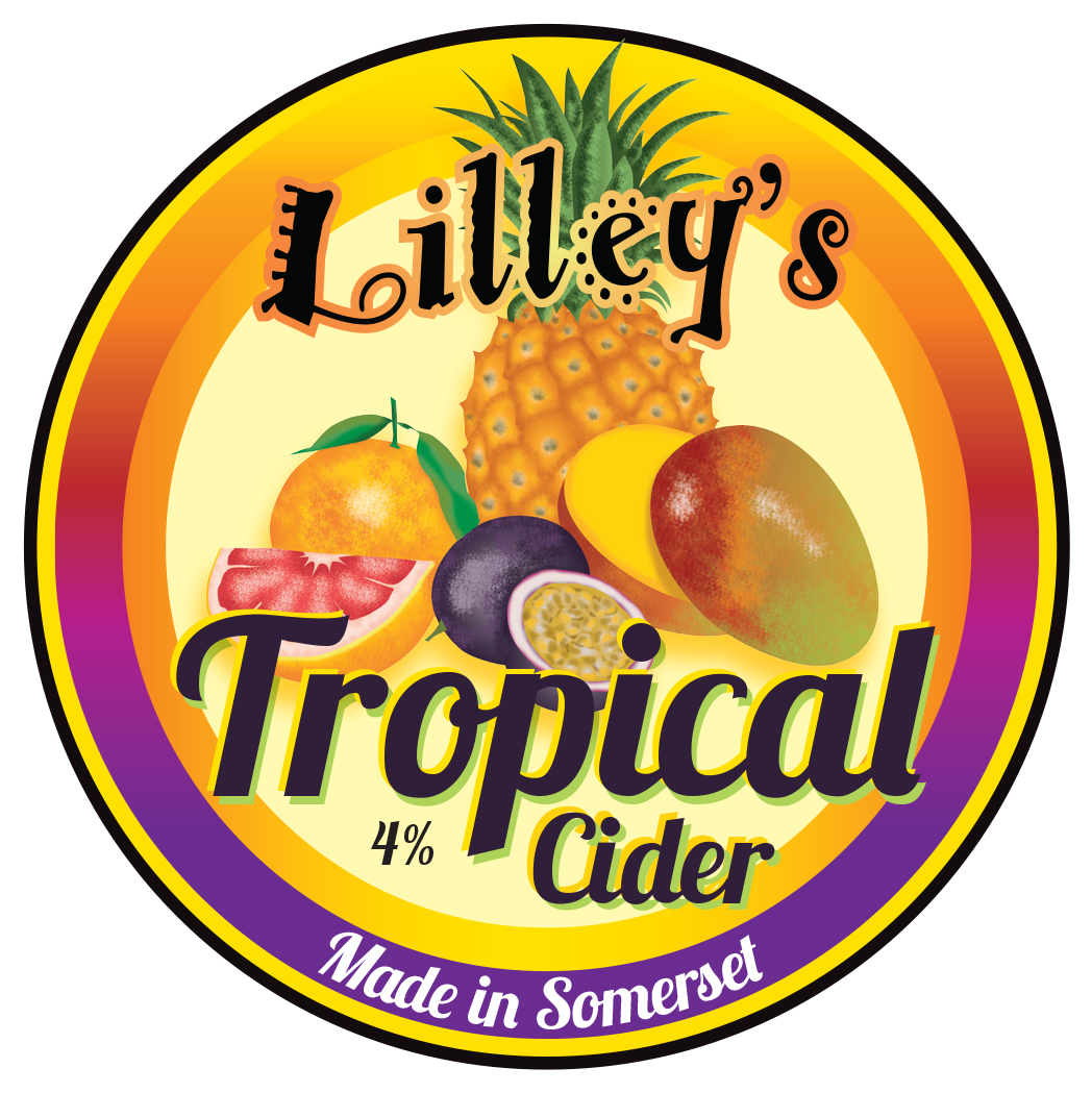 Lilley's Tropical 20Ltr Bag in Box    4.0%