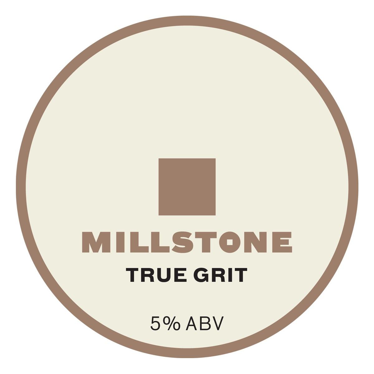 Millstone True Grit 9 Gallons Blonde 5.0%