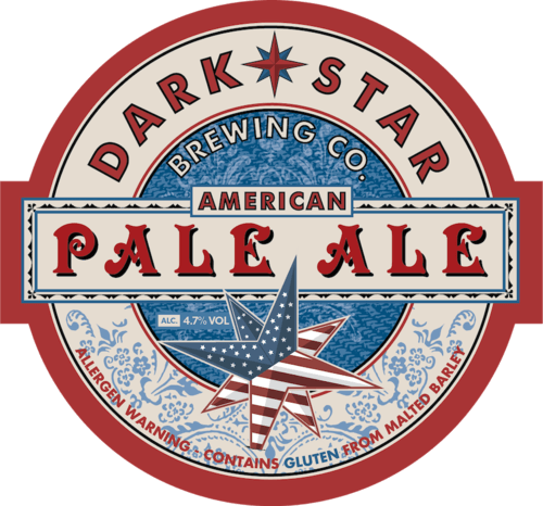 Dark Star American Pale Ale 9 Gallons Pale Golden 4.7%