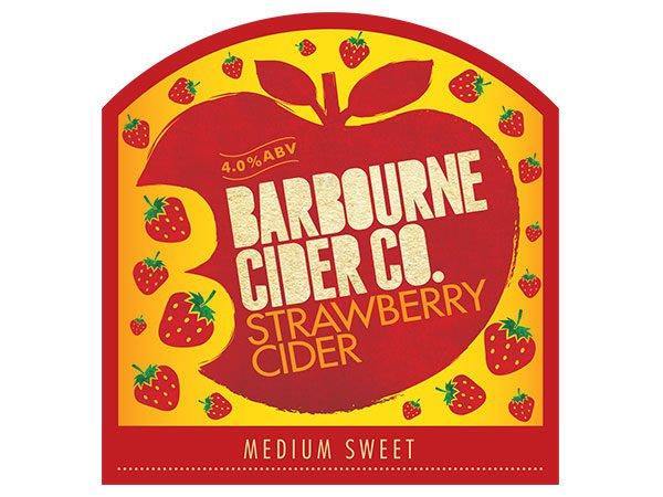 Barbourne Strawberry  20ltr Bag In Box    4.0%