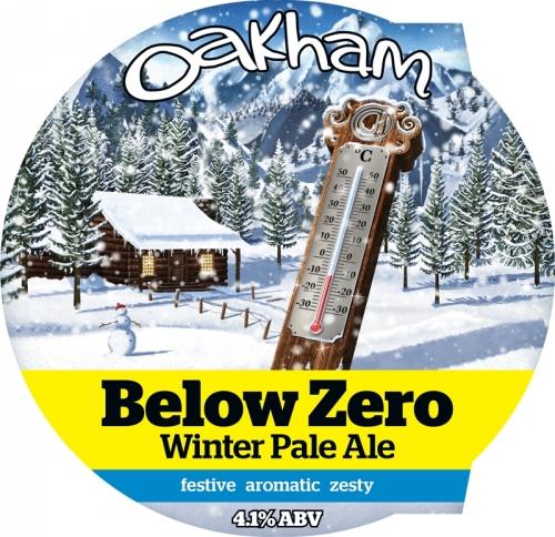 Oakham Below Zero 9 Gallons Pale   4.1%