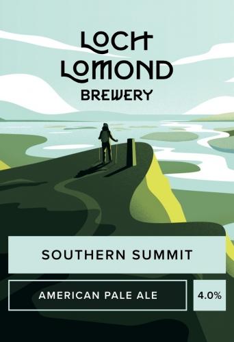 Loch Lomond Southern Summit 9 Gallons Straw 4.0%