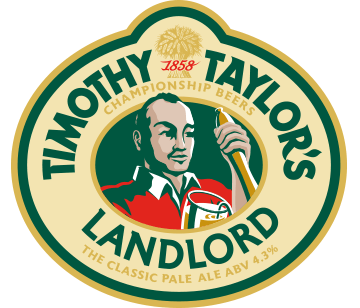 Timothy Taylor Landlord 18 Gallons Amber 4.3%