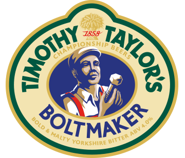 Timothy Taylor Boltmaker 9 Gallons Amber4.0%