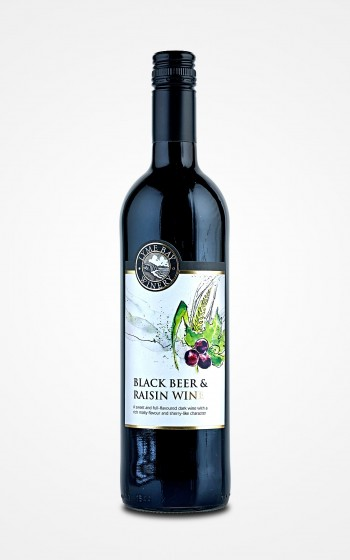 Lyme Bay Winery Blackbeer & Raisin Wine 75cl    14.5%