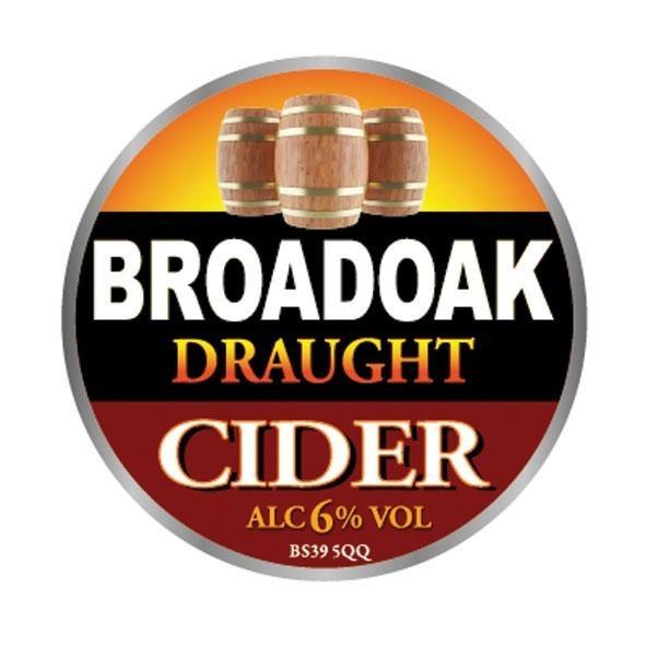 Broadoak Draught 20Ltr Bag In Box Hazy 6.0%