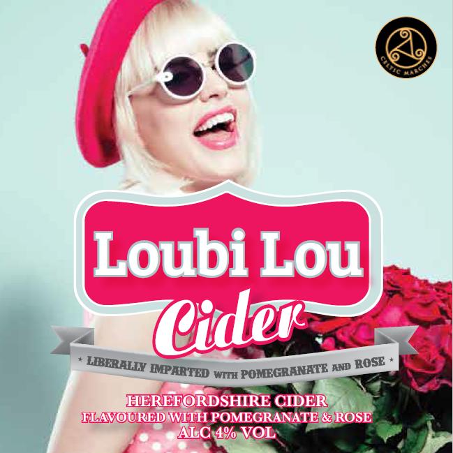 Celtic Marches Loubi Lou Cider 20Ltr Bag in Box    4.0%