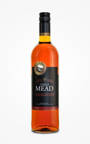 Lyme Bay Winery Chilli Mead 75cl    11.0%