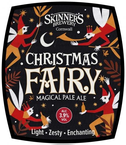 Skinner's Christmas Fairy 9 Gallons    3.9%