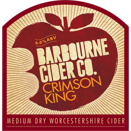 Barbourne Crimson King 20Ltr Bag In Box Cloudy 6.0%