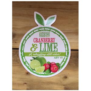 Bottle Kicking Cranberry & Lime 20Ltr Bib    4.0%